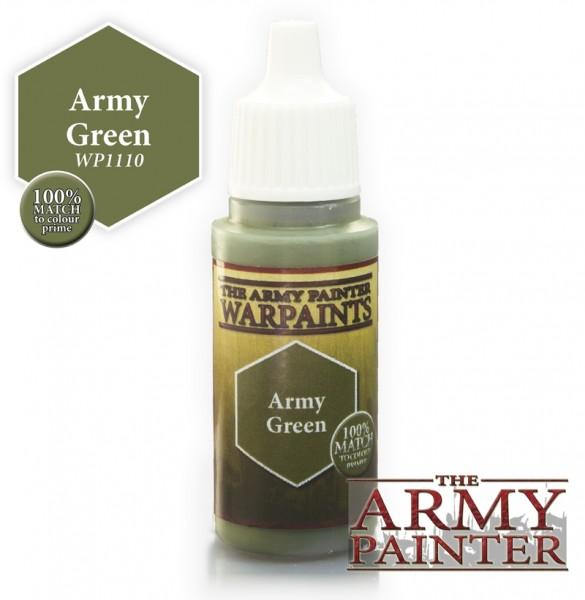 Army Green - Warpaints