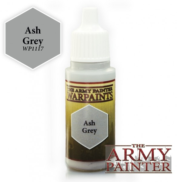 Ash Grey - Warpaints