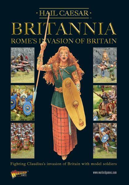 Hail Caesar: Britannia - Rome's Invasion of Britain
