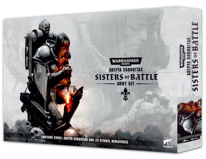 AS-Sisters-of-Battle-Army-Set